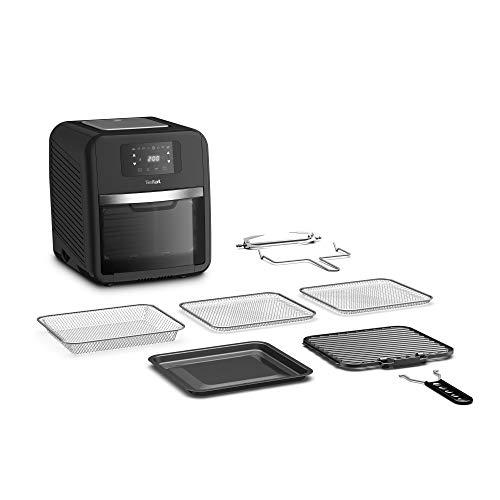 Tefal FW5018 Easy Fry - Freidora de aire caliente (plástico, 11 L), color negro