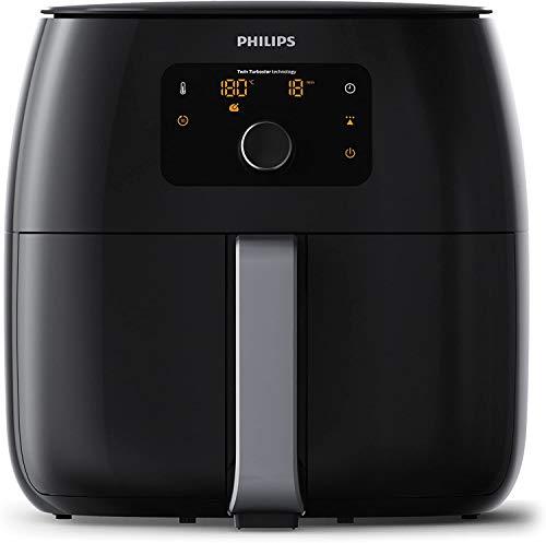 Philips Avance Collection Airfryer XXL HD9652/90 - Freidora (Freidora, 1,4 kg, Solo,...