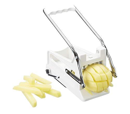 Kitchen Craft KCBB882 - Cortador de patatas fritas con hoja de acero inoxidable,...
